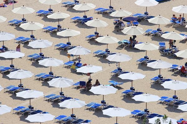 Sperlonga-strand-Italië