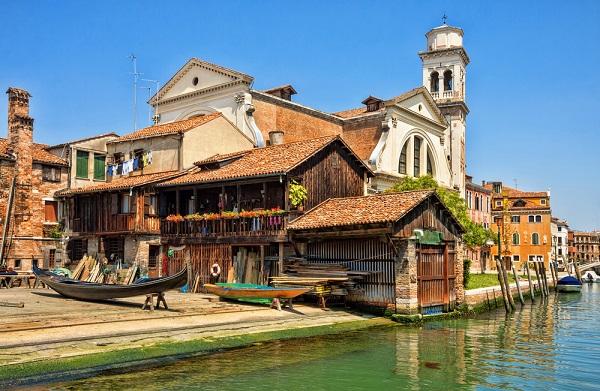 Squero-San-Trovaso-Venetië