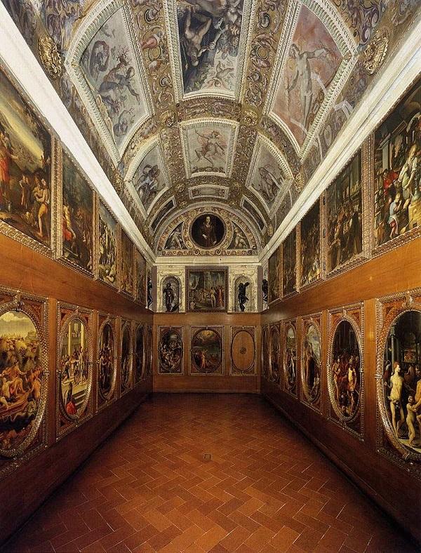 Studiolo-De-Medici-Florence