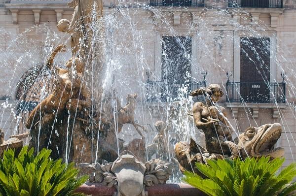Syracuse-Fontana-Diana-fontein (2)