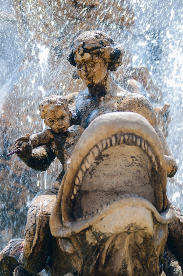 Syracuse-Fontana-Diana-fontein (3)