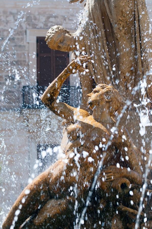 Syracuse-Fontana-Diana-fontein (4)
