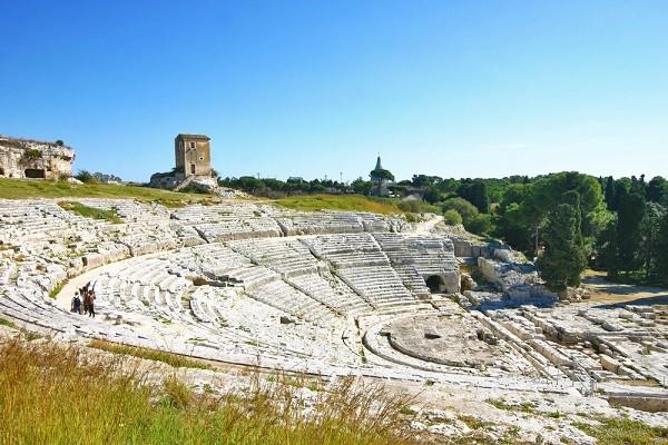 Syracuse-Sicilië-Grieks-Theater-Archeologisch-Park (1)