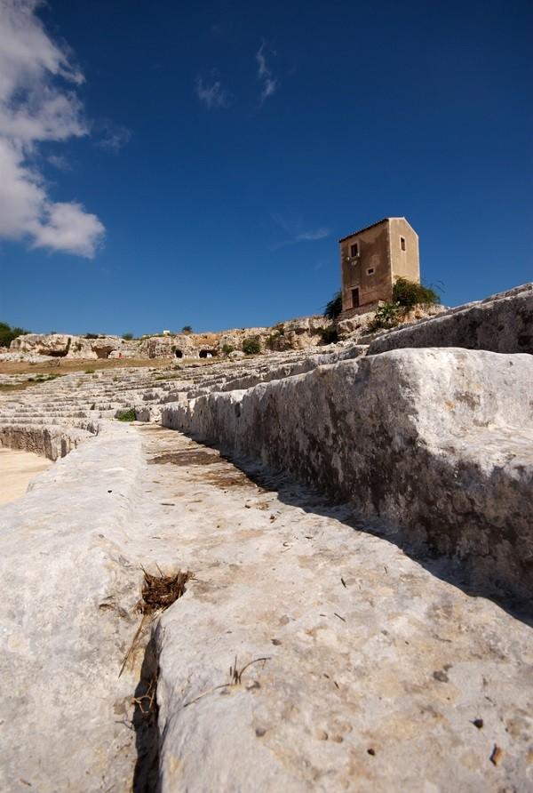 Syracuse-Sicilië-Grieks-Theater-Archeologisch-Park (2)