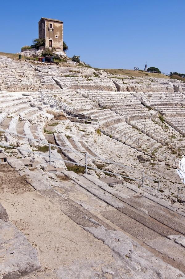 Syracuse-Sicilië-Grieks-Theater-Archeologisch-Park (3)