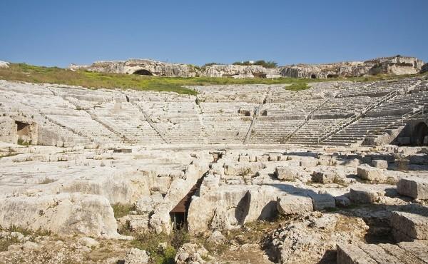 Syracuse-Sicilië-Grieks-Theater-Archeologisch-Park (4)