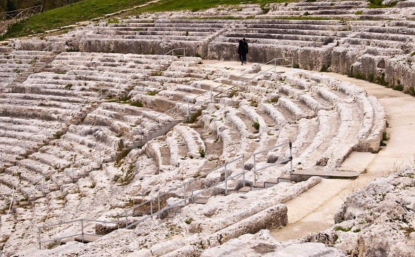 Syracuse-Sicilië-Grieks-Theater-Archeologisch-Park (5)
