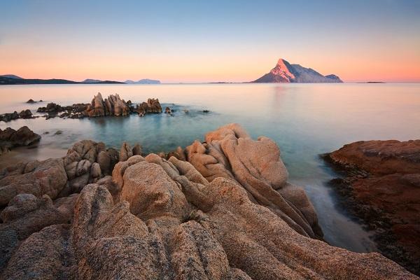 Tavolara-Sardinie