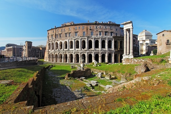 Theater-Marcellus-Rome