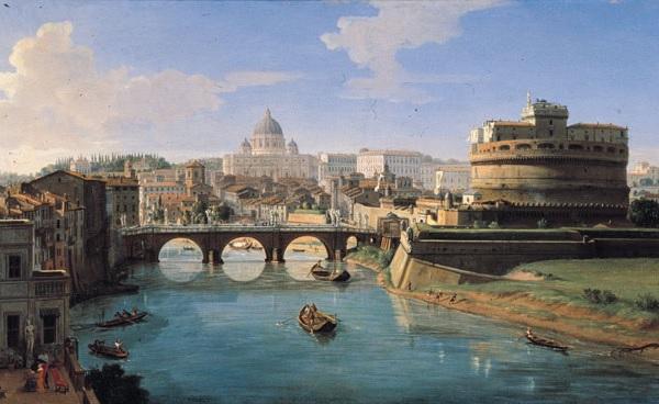 Tiber-Rome-Casper-van-Wittel