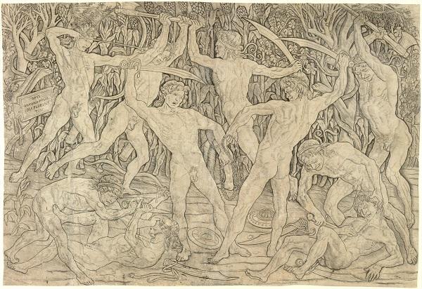 Tijdloze-erotiek-Boijmans-Van-Beuningen-Pollaiuolo-Bikkembergs(1)