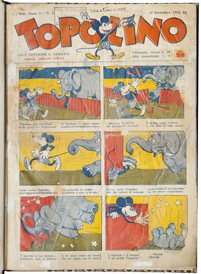 Topolino-1932
