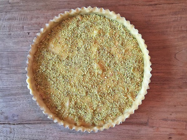 Torta-pere-torrone-1