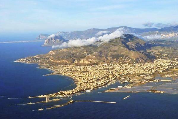 Trapani-Sicilie