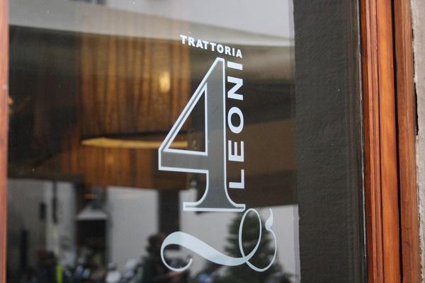 Trattoria-4-Leoni-Florence