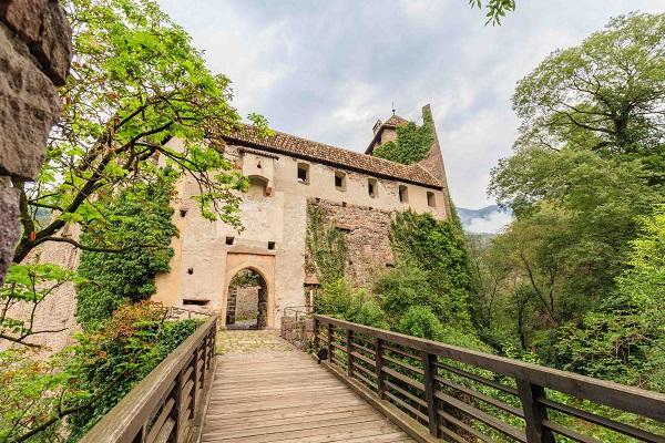 Trentino-kastelen