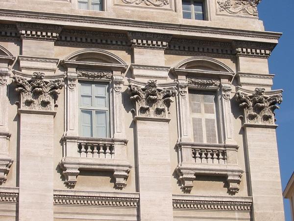 Trevi-fontein-raam-Palazzo-Poli