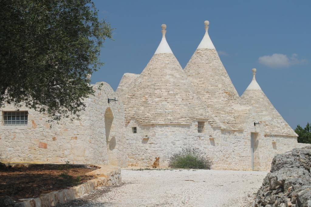 (Trulli) villa bij Ostuni - Puglia