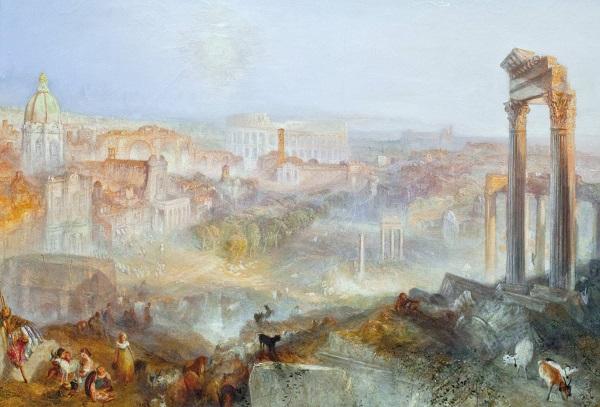 Turner-Forum-Romanum-Rome