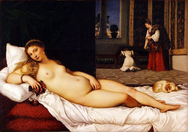 Uffizi-Venus-Urbino-Titiaan