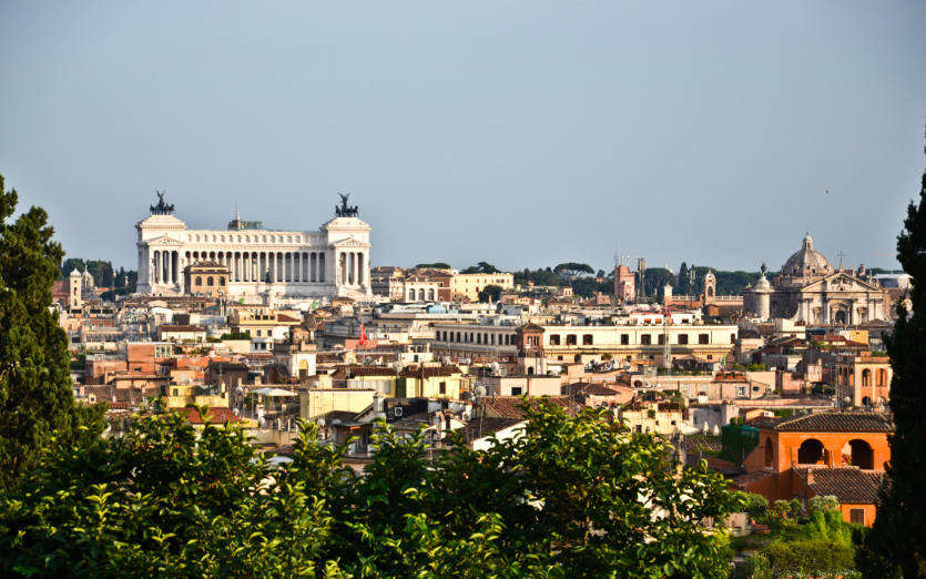 Uitzicht-Pincio