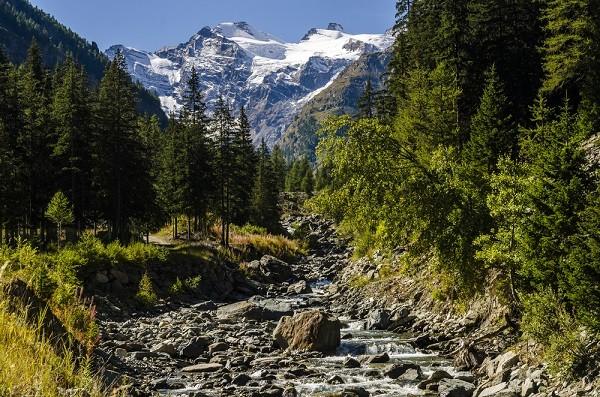 Valle-Aosta-bergen