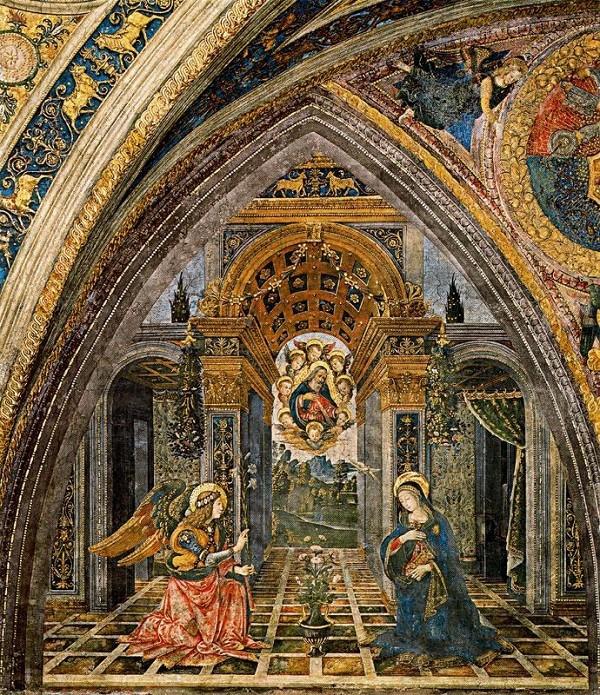 Vaticaan-alle-schilderijen-1