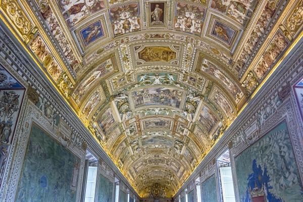 kaarten-galerij-Vaticaan