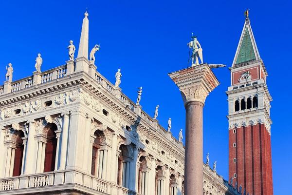 Venetië-campanile-San-Marco-toren
