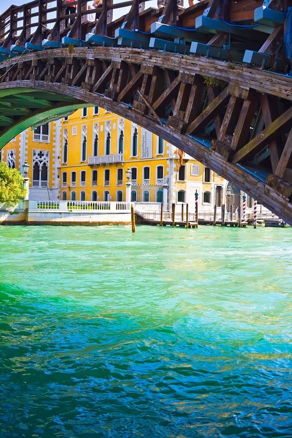 Venetie-Canal-Grande-Ponte-Accademia-brug