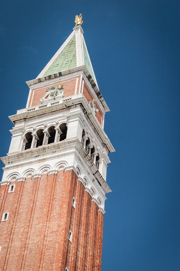 St. Mark's Campanile, Venice, Italy
