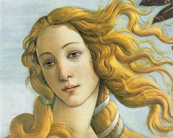 Venus-Botticelli-detail
