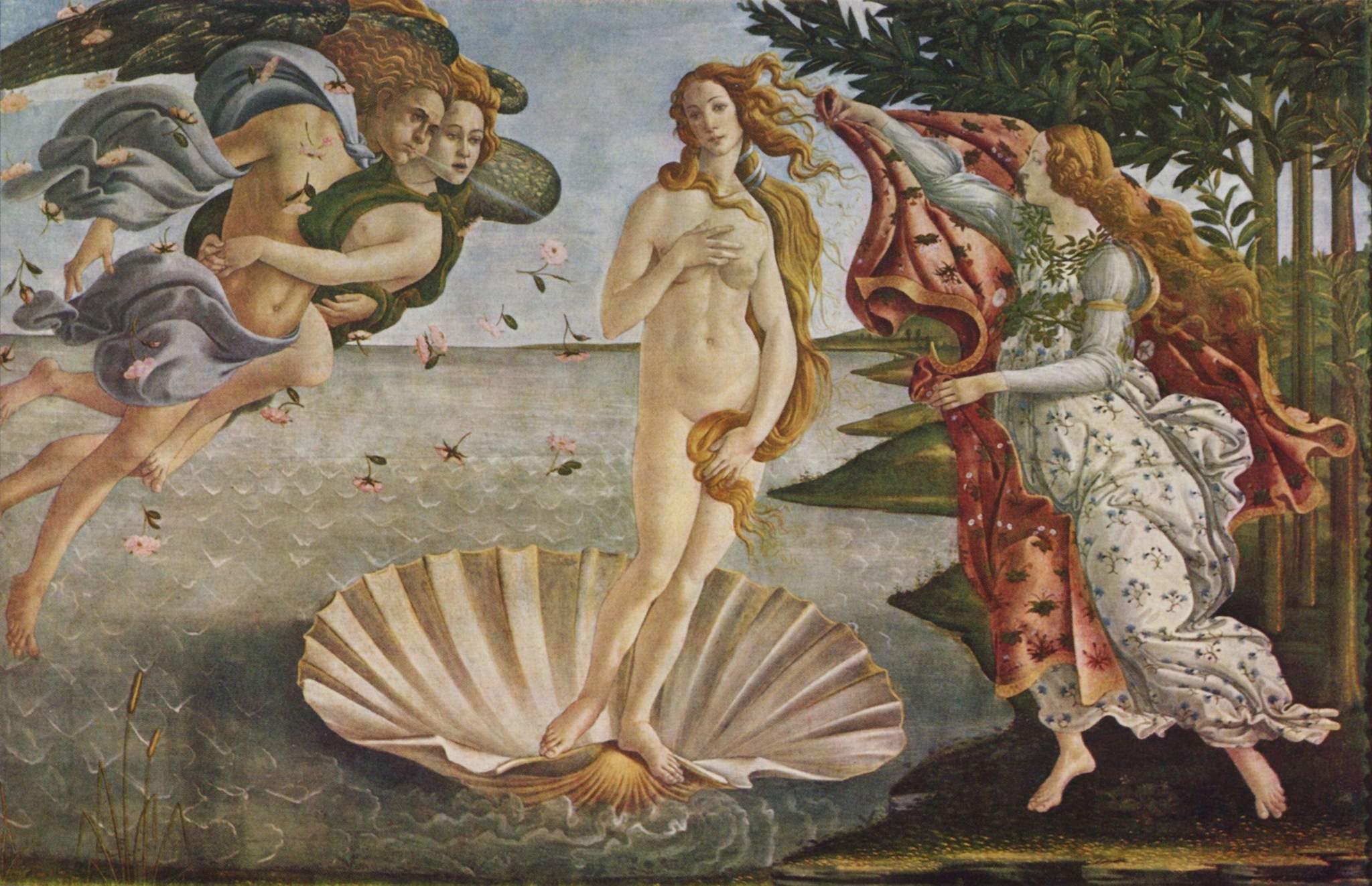 Venus-Botticelli