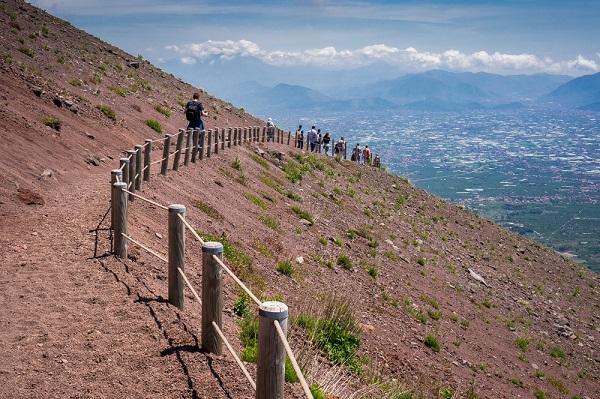 Vesuvius-Napels
