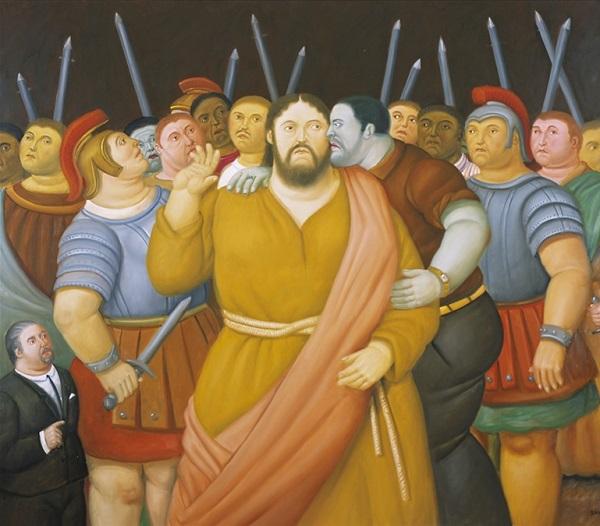 Via-Crucis-Rome-Botero-Palazzo-delle-Esposizioni (6)