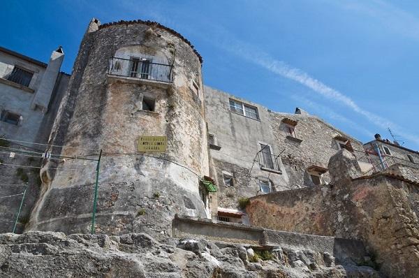 Vico-del-Gargano-castello