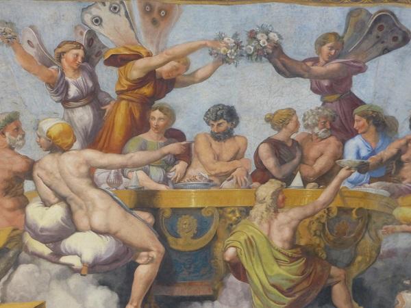 Villa-Farnesina-Rafaël-Rome (12)