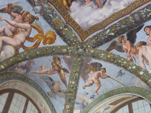 Villa-Farnesina-Rafaël-Rome (15)