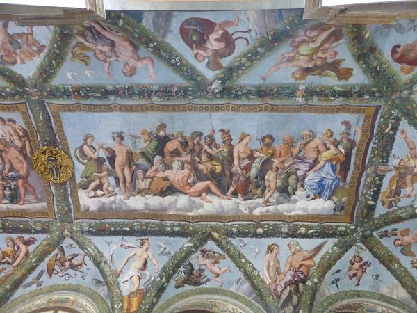 Villa-Farnesina-Rafaël-Rome (16)