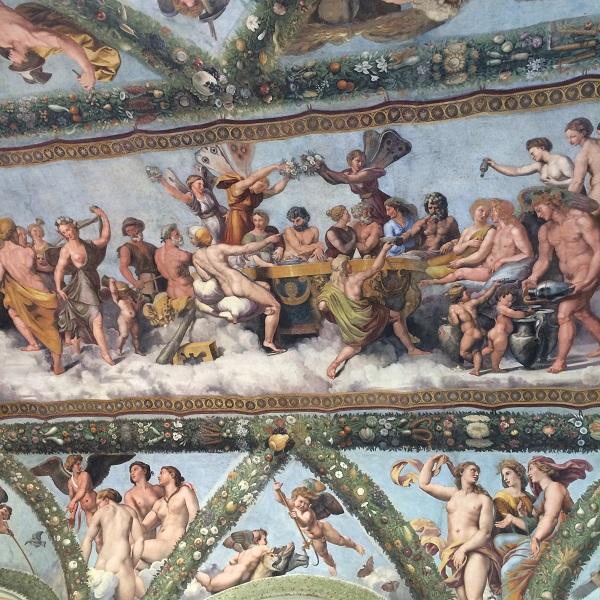 Villa-Farnesina-Rafaël-Rome (25)