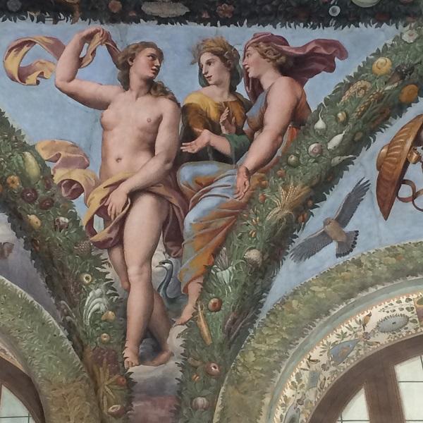 Villa-Farnesina-Rafaël-Rome (26)