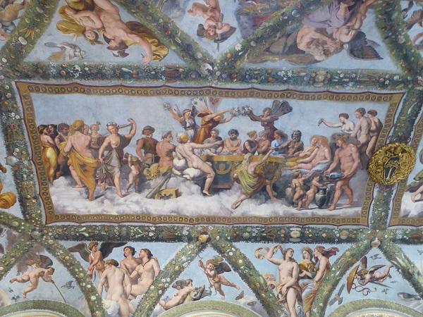 Villa-Farnesina-Rafaël-Rome (8)
