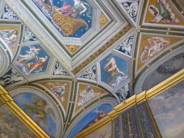 Villa-Farnesina-Rafaël-Rome-Michelangelo-2