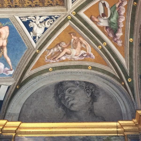 Villa-Farnesina-Rafaël-Rome-Michelangelo