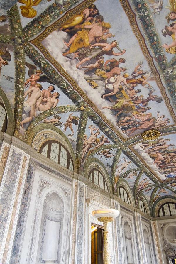 Villa-Farnesina-Rafaël-Rome