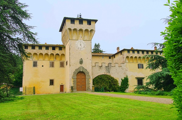 Villa-Medici-Cafaggiolo-Toscane