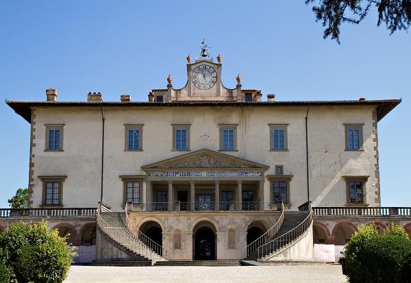Villa-Medici-Poggio-a-Caiano-Toscane