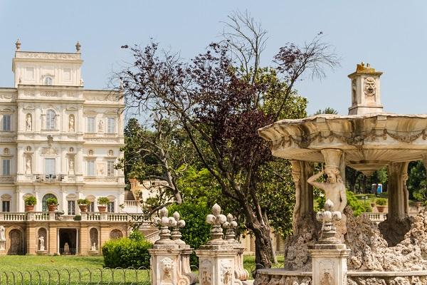 Villa-Pamphilj-Rome