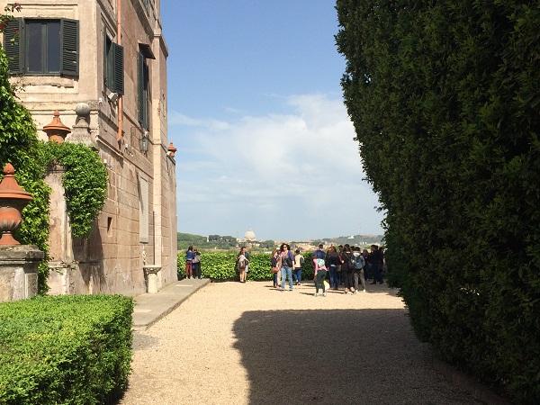 Villa-del-Priorato-achter-het-sleutelgat-Aventijn-Rome (14)