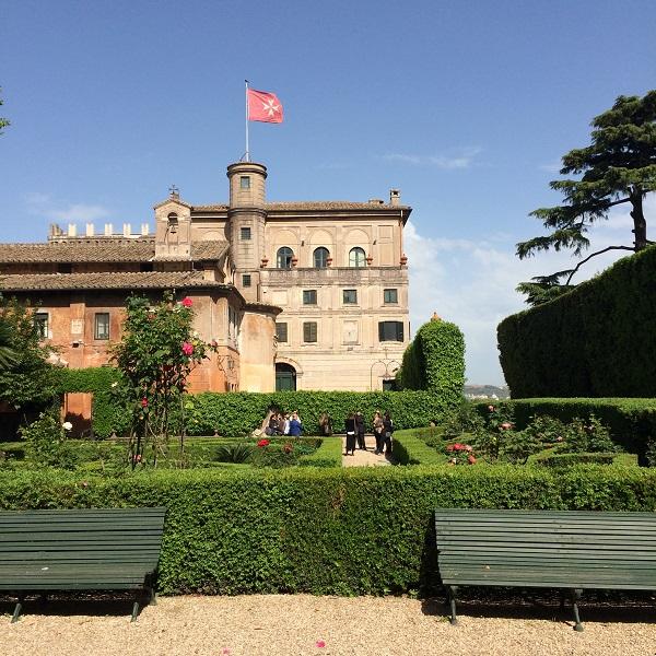 Villa-del-Priorato-achter-het-sleutelgat-Aventijn-Rome (5)